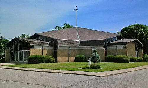 Sacred Heart Roman Catholic Church, Annawan, Illinois