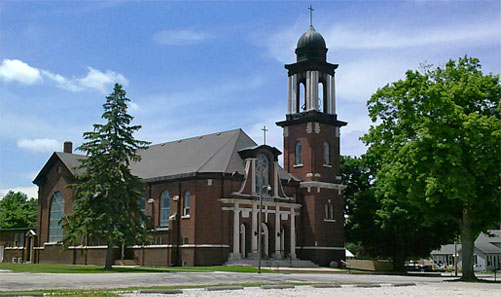 St. Anthony Roman Catholic Church, Atkinson, Illinois